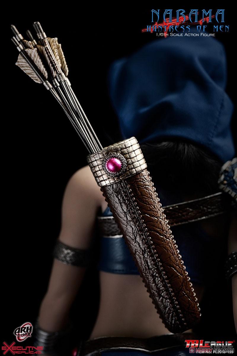 ARH COMIX『ナラマ ハントレス オブ メン』1/6 ドール-010
