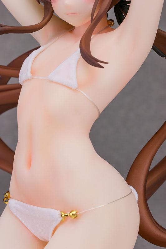 閃乱カグラ PEACH BEACH SPLASH『両備 布水着付』1/4 完成品フィギュア-012