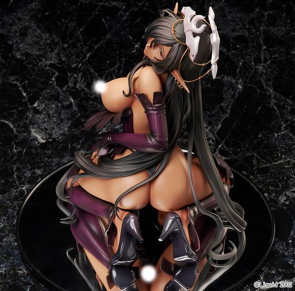 黒獣『オリガ・ディスコルディア』1/4 完成品フィギュア-006