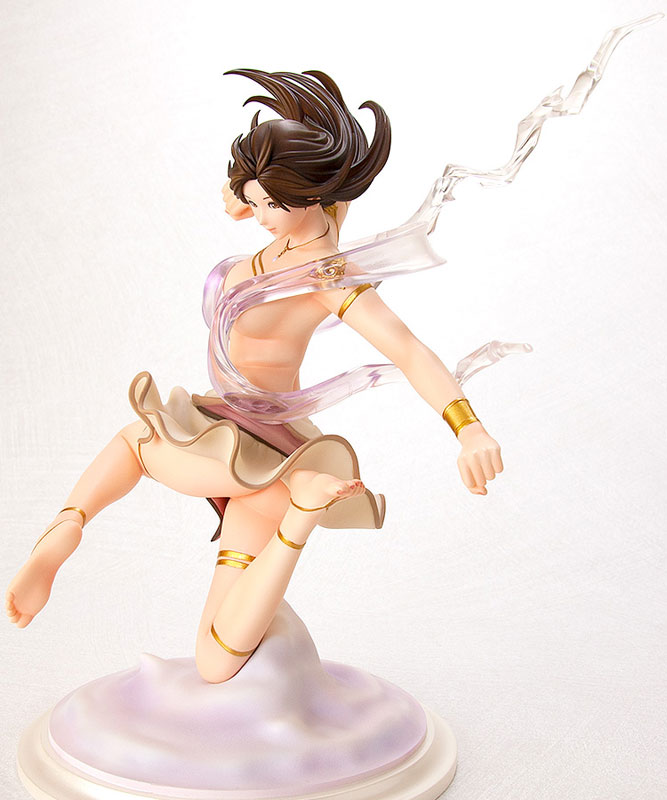 KEIKO's Beauty Line collection Goddess No.C631『風雷神 雷』1/7 完成品フィギュア-003