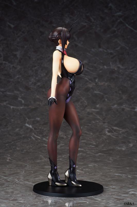 BUNNY GIRL『十六夜エリカ』ばん!オリジナルキャラクター 1/5 完成品フィギュア-007
