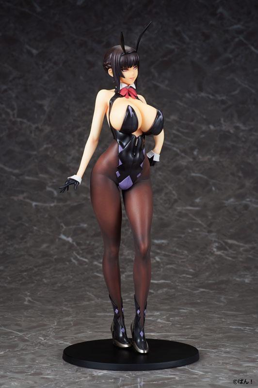BUNNY GIRL『十六夜エリカ』ばん!オリジナルキャラクター 1/5 完成品フィギュア-008