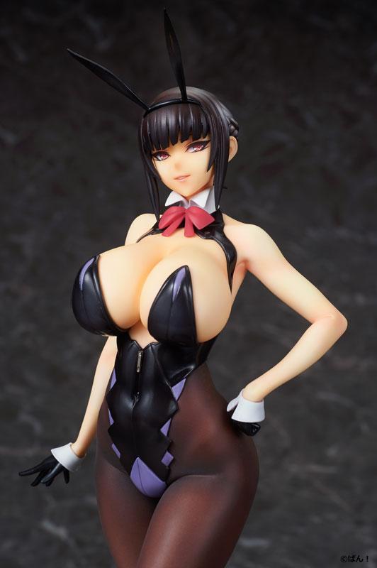 BUNNY GIRL『十六夜エリカ』ばん!オリジナルキャラクター 1/5 完成品フィギュア-010