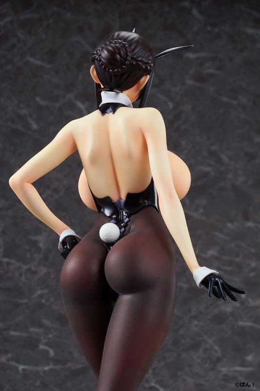 BUNNY GIRL『十六夜エリカ』ばん!オリジナルキャラクター 1/5 完成品フィギュア-014