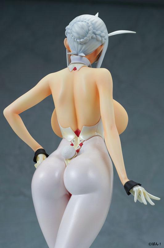 BUNNY GIRL『BUNNY GIRL 十六夜エリカ パールver.』ばん!オリジナルキャラクター 1/5 完成品フィギュア-014