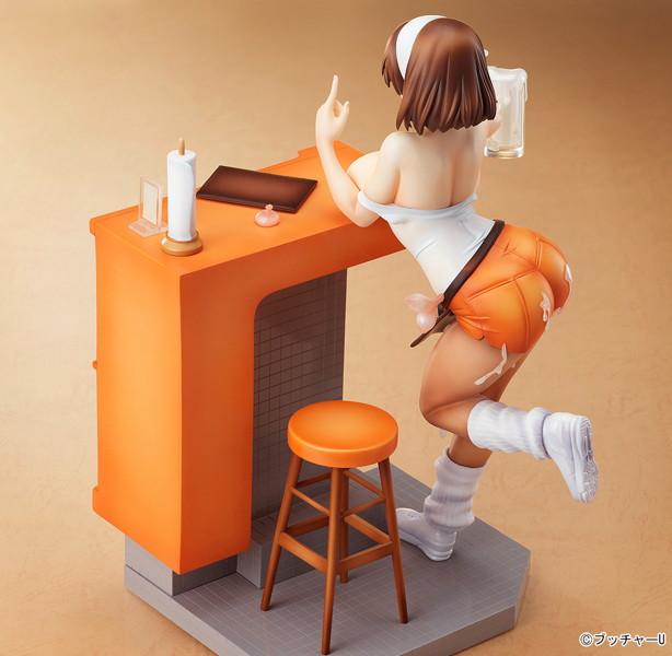 ブッチャーU オリジナルキャラクター『赤坂ルイ』1/7 完成品フィギュア-004