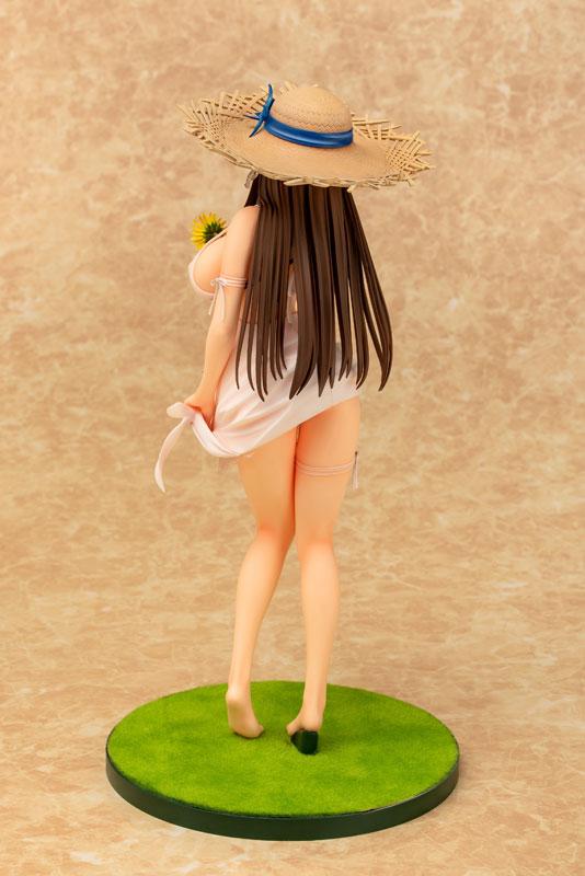 すずふわ―すずなりフラワーガーデンプロジェクト『美咲詩絵 夏草』1/6 完成品フィギュア-003