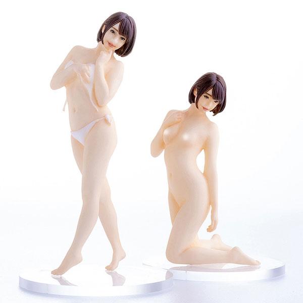 PLAMAX Naked Angel『戸田真琴』1/20 プラモデル