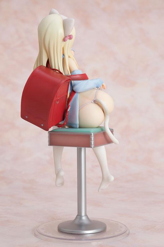 はつこいりぼん。『ユウ しろねこver. illustrated by へんりいだ』1/6 完成品フィギュア-006