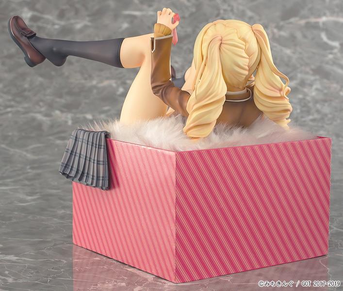 みちきんぐオリジナルキャラクター『Gift Box Girl 四房 沙理』1/6 完成品フィギュア-008