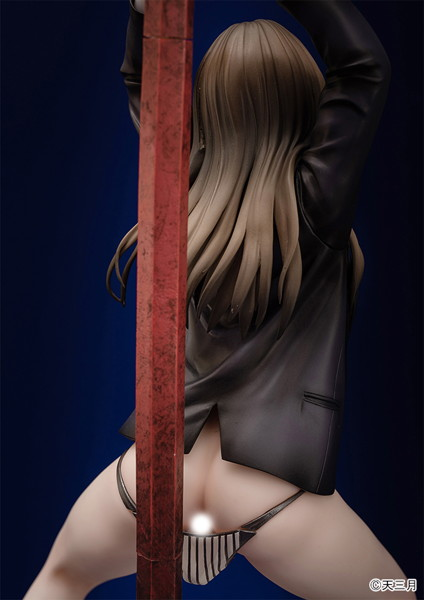 天三月『艶姿 髭』1/6完成品フィギュア-018