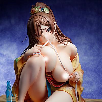 コミックバベル『桐原楓花 illustration by ぴょん吉』1/6 完成品フィギュア