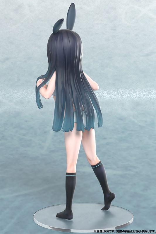 FBP Figure Billbord Project『ミミゲハカセ氏デザイン 黒うさミミコ』1/6 完成品フィギュア-006