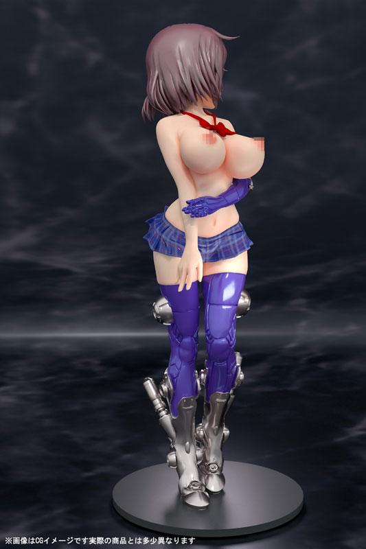 メカ×JK×エロシリーズ『桜』完成品フィギュア-004