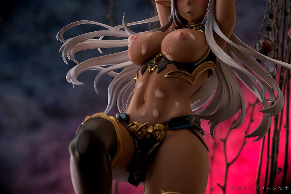 Caress of Venus:houtengeki figure collection『シェリー・エオニウム』1/7 完成品フィギュア-014