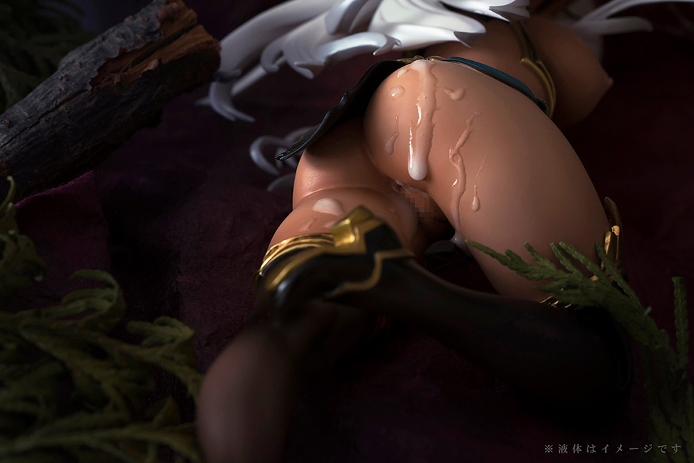 Caress of Venus:houtengeki figure collection『シェリー・エオニウム』1/7 完成品フィギュア-016
