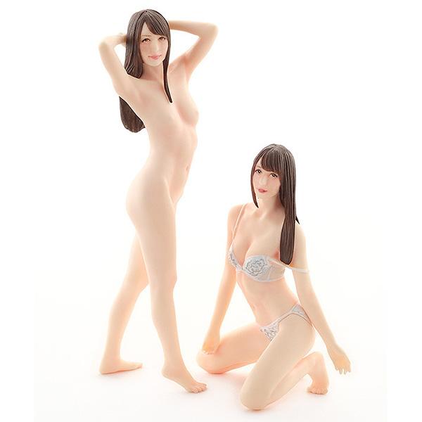 PLAMAX Naked Angel『希崎ジェシカ』1/20 プラモデル