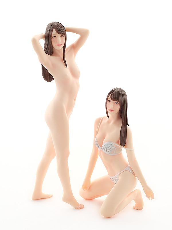 PLAMAX Naked Angel『希崎ジェシカ』1/20 プラモデル-001