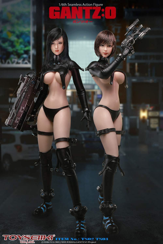 GANTZ:O『レイカ&山咲杏』1/6 シームレスアクションフィギュア-002