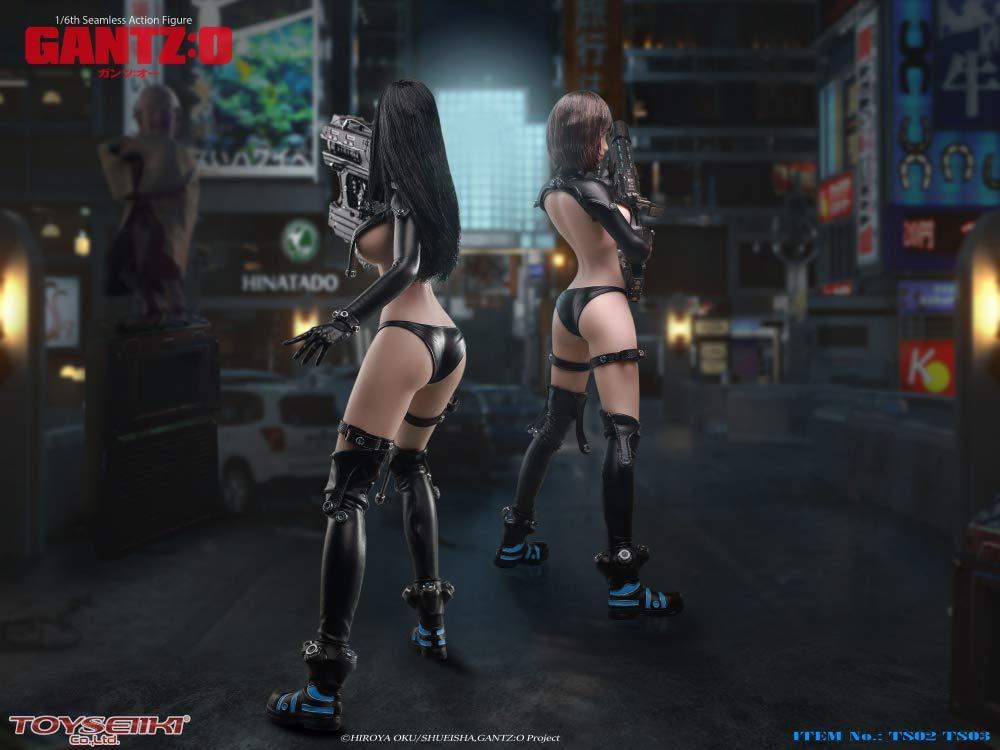 GANTZ:O『レイカ&山咲杏』1/6 シームレスアクションフィギュア-004