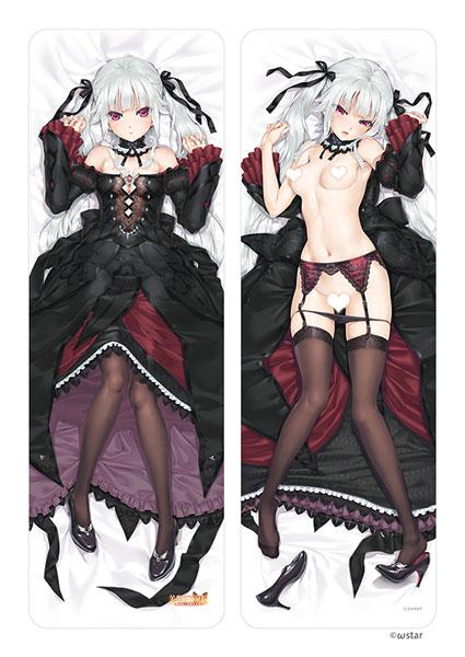 八宝備仁描き下ろし『篝ノ霧枝 ドレスversion』美少女万華鏡 抱き枕カバー-001