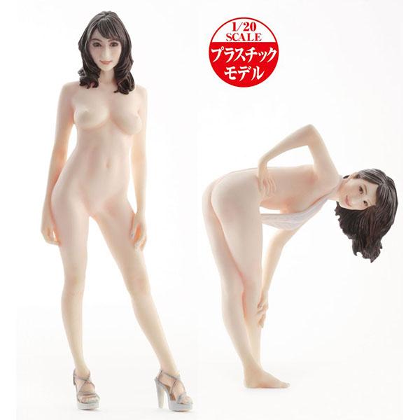 PLAMAX Naked Angel『JULIA(ジュリア)』1/20 プラモデル