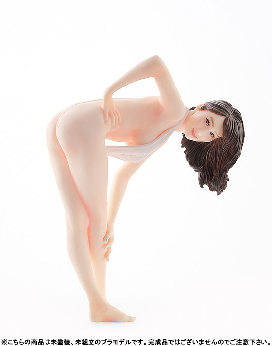 PLAMAX Naked Angel『JULIA(ジュリア)』1/20 プラモデル-003