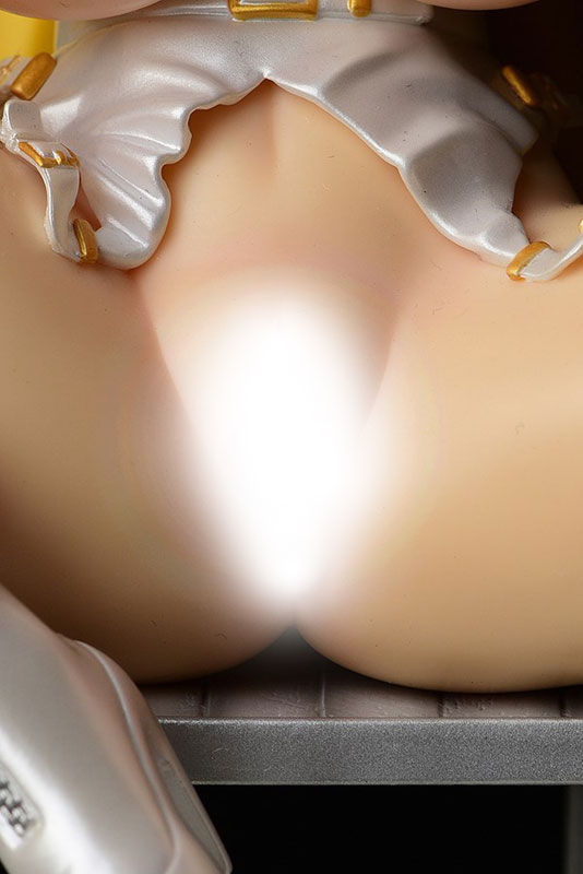 せめ・ちち『ナナリー Bondage Style!~ボンテージスタイル~FILE3/純白・超限定品』1/6 完成品フィギュア-024
