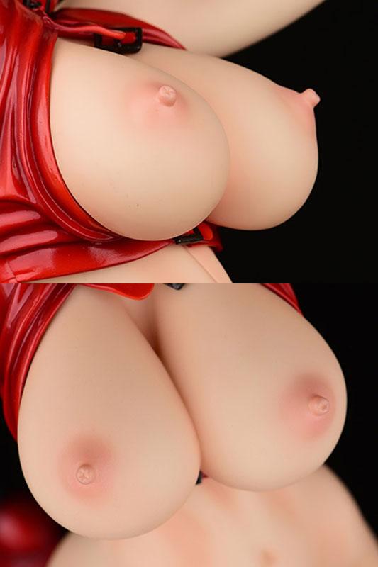寄性獣医・鈴音『有薗鈴音the final perfect:ver.Rouge』1/5 完成品フィギュア-026