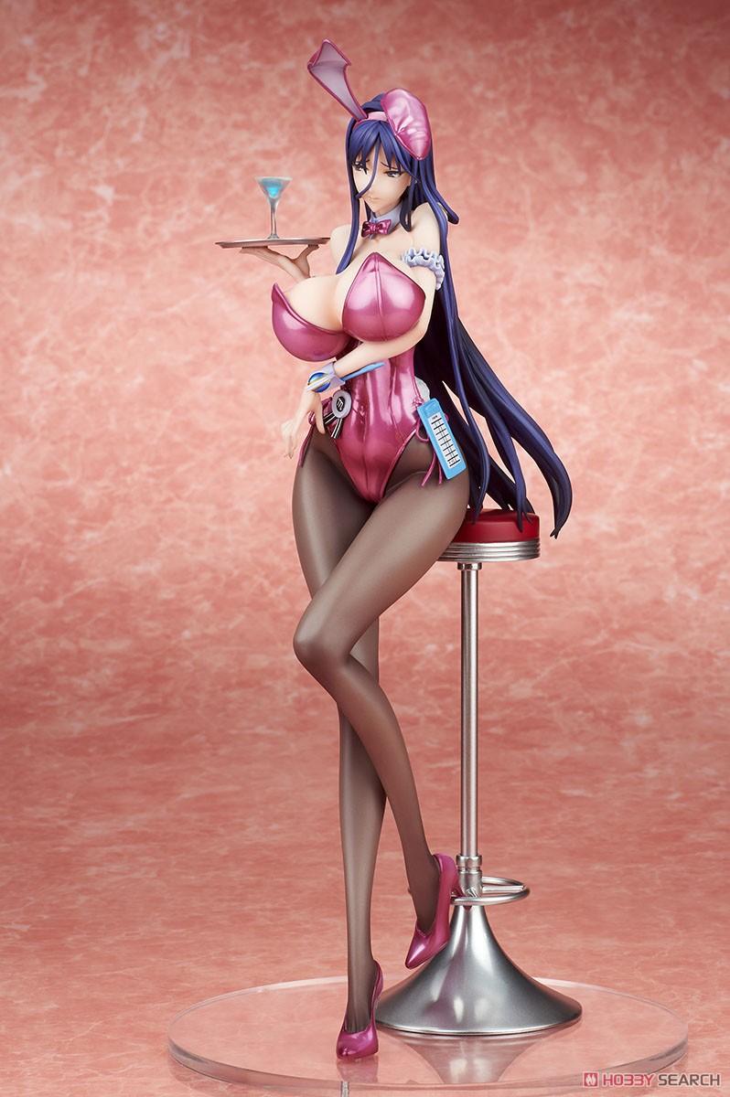 魔法少女『ミサ姉 バニーガールStyle[ミスティックピンク]』1/7 完成品フィギュア-002