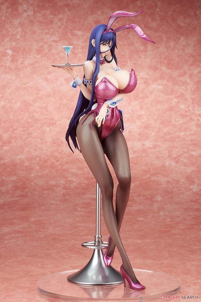 魔法少女『ミサ姉 バニーガールStyle[ミスティックピンク]』1/7 完成品フィギュア-004
