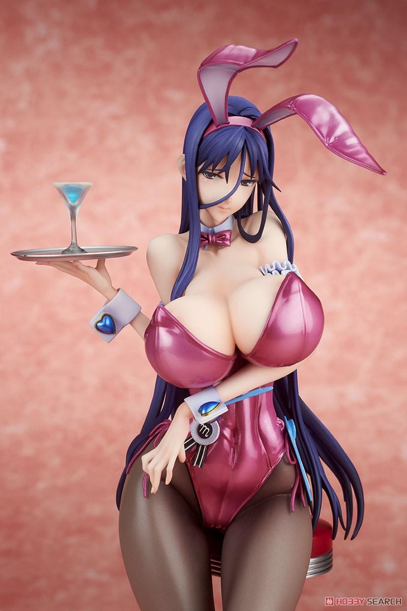 魔法少女『ミサ姉 バニーガールStyle[ミスティックピンク]』1/7 完成品フィギュア-005