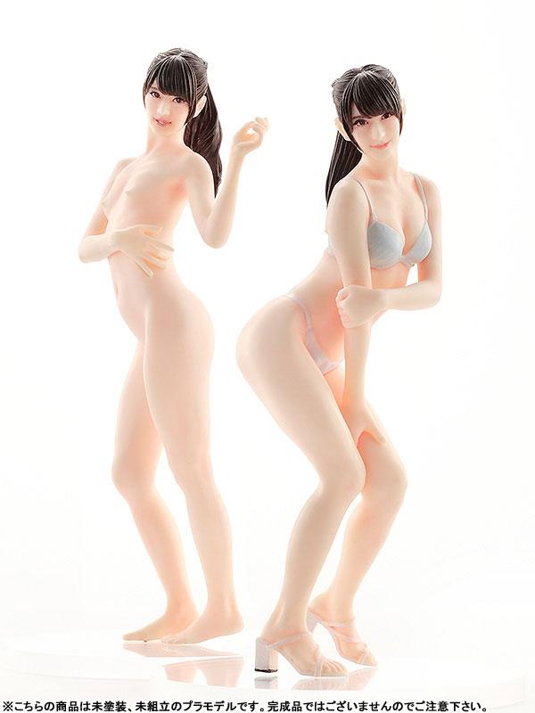 PLAMAX Naked Angel『希島あいり』1/20 プラモデル-001