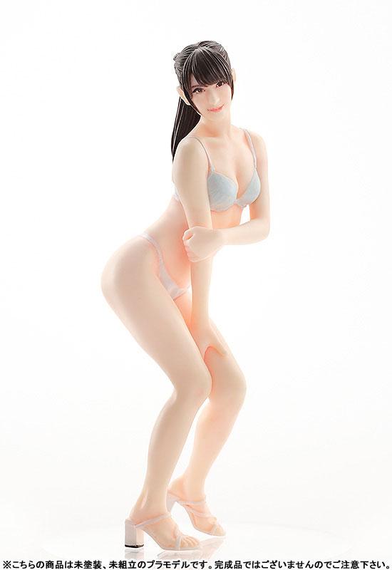 PLAMAX Naked Angel『希島あいり』1/20 プラモデル-002