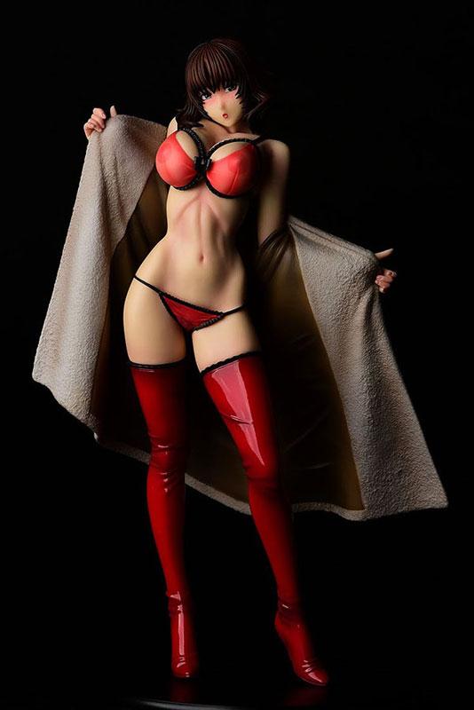 『彩/化けの皮 by LINDA Sexy red 一部流通限定版』1/6 完成品フィギュア-001