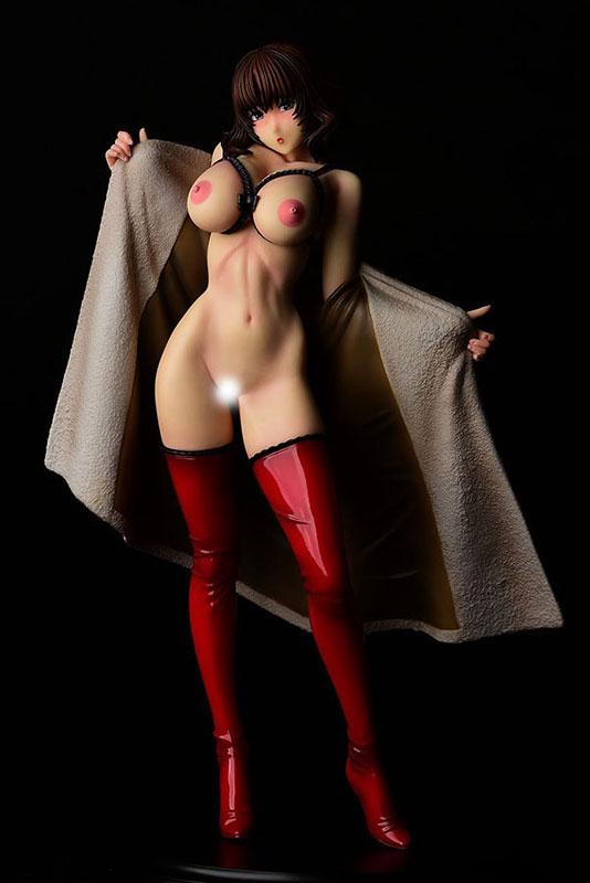 『彩/化けの皮 by LINDA Sexy red 一部流通限定版』1/6 完成品フィギュア-002