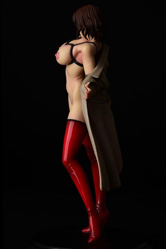 『彩/化けの皮 by LINDA Sexy red 一部流通限定版』1/6 完成品フィギュア-008