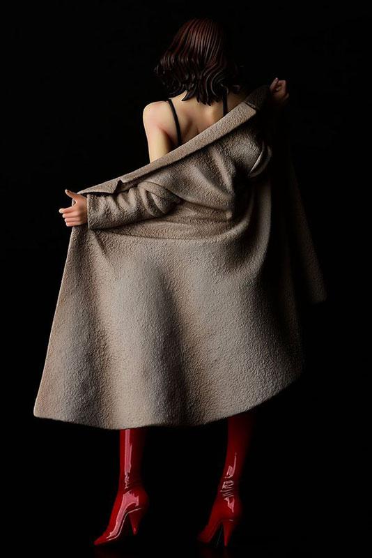 『彩/化けの皮 by LINDA Sexy red 一部流通限定版』1/6 完成品フィギュア-009
