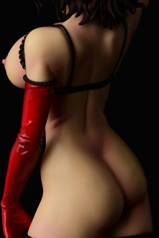 『彩/化けの皮 by LINDA Sexy red 一部流通限定版』1/6 完成品フィギュア-019