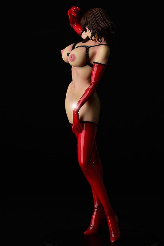 『彩/化けの皮 by LINDA Sexy red 一部流通限定版』1/6 完成品フィギュア-020