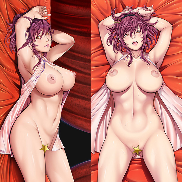 【BASIC】Empress 15th Anniversary『SLEEPLESS ~Marie's Endless Body Pillow,and more!~』間宮麻理絵エンドレス抱き枕カバー