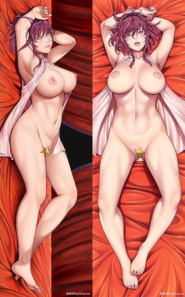 【BASIC】Empress 15th Anniversary『SLEEPLESS ~Marie's Endless Body Pillow,and more!~』間宮麻理絵エンドレス抱き枕カバー-001
