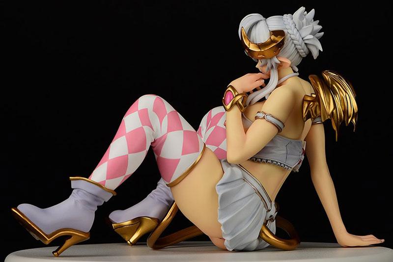 コミックアンリアルVol.50 Cover Girl designed by モグダン『濡れ透け小悪魔イヴ:specIV gold 一部流通限定品』1/6 完成品フィギュア-008