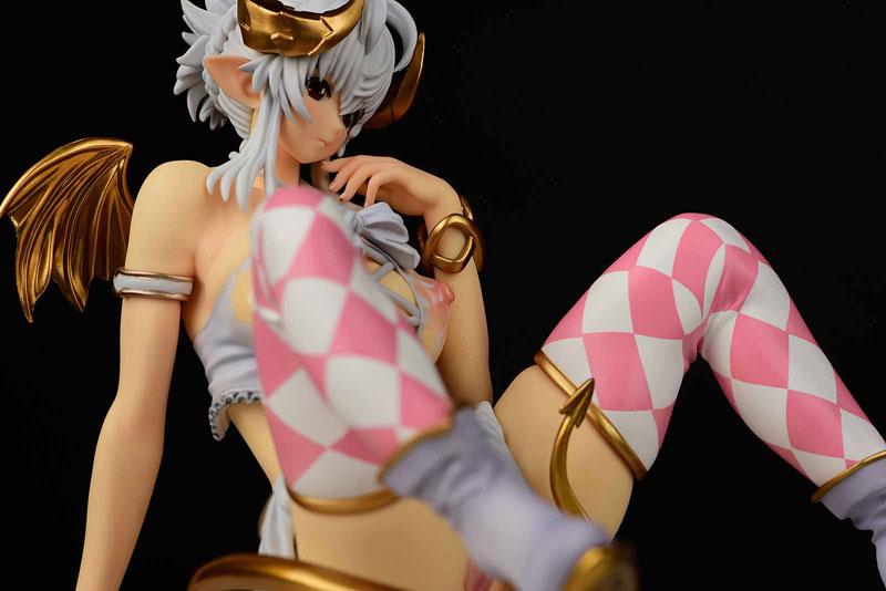コミックアンリアルVol.50 Cover Girl designed by モグダン『濡れ透け小悪魔イヴ:specIV gold 一部流通限定品』1/6 完成品フィギュア-012