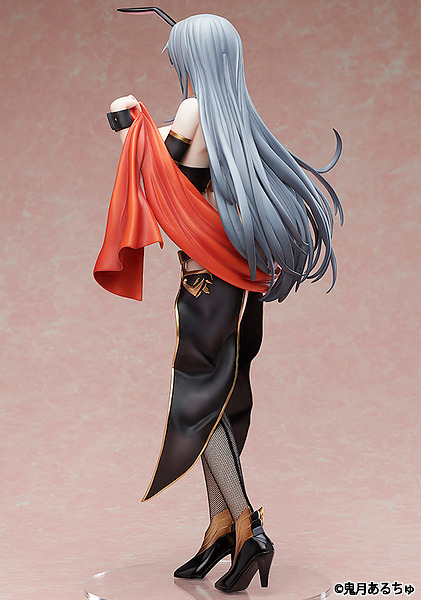鬼月あるちゅ オリジナルキャラクター『Dancing girl Lin feng(ダンシングガール・凜風)』1/4 完成品フィギュア-003