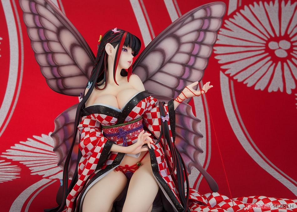 八宝備仁画集『紅蝶 ~ほてり~』完成品フィギュア-012