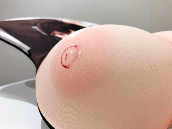 【再販】サキュバステードライフ『櫻待冬子』等身大おっぱいマウスパッド-012