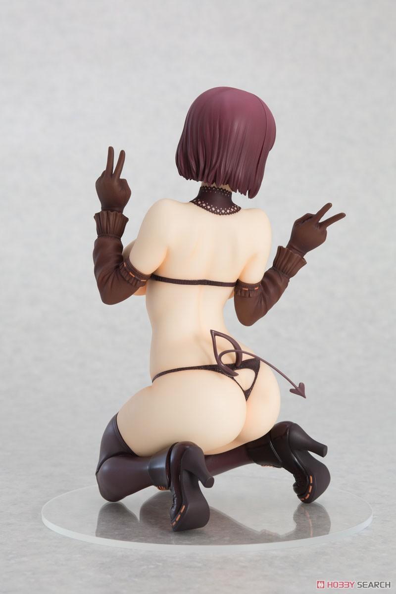 マン研!『田和輪満 illustrated by 胃之上奇嘉郎』1/5 完成品フィギュア-016