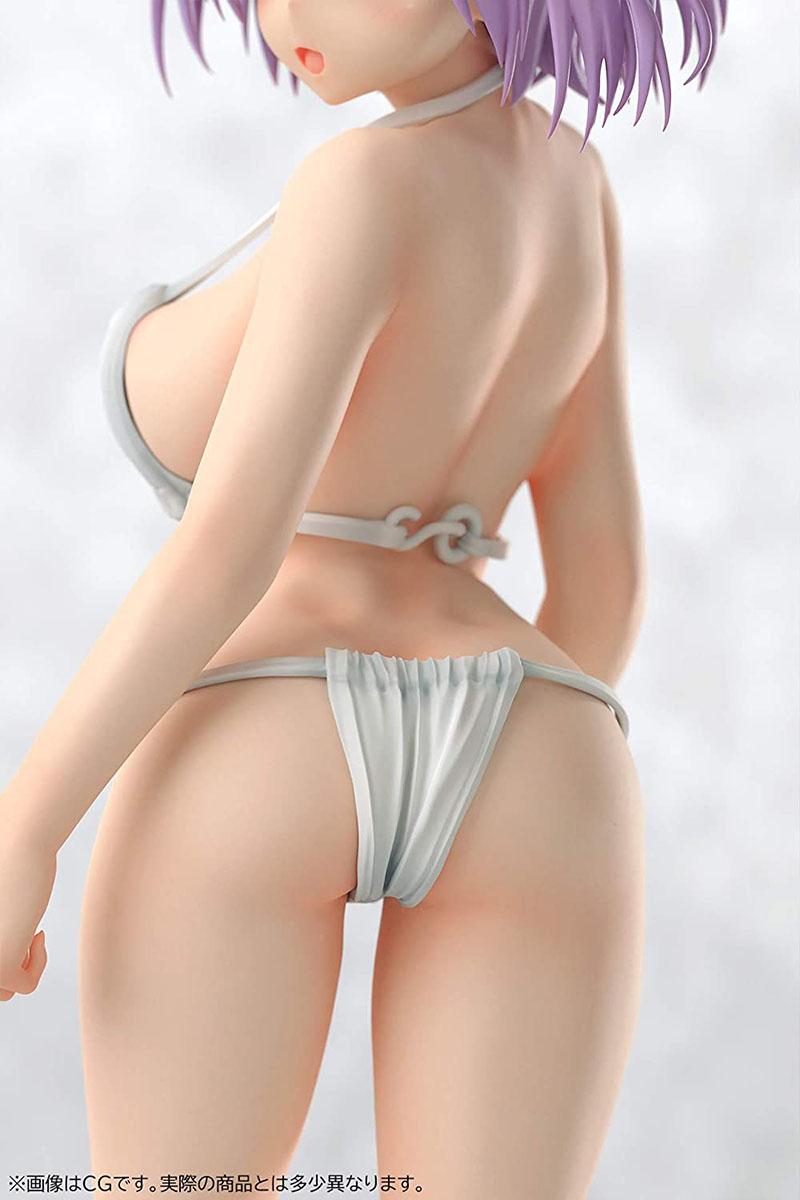 水着少女コレクション『みのり 足有りver.』1/5 完成品フィギュア-013