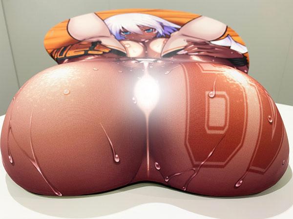 助っ人参上!!『ウェンディ・クロフォード』等身大おっぱいマウスパッド-011